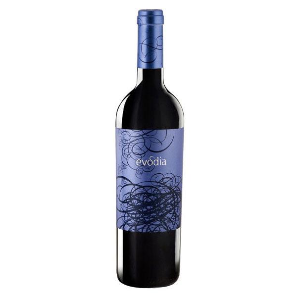神の雫掲載 最高樹齢100年以上のぶどう使用 送料無料 エヴォディア 神の雫掲載ワイン 在庫あり ミディアムボディ スペイン お買得 750ml 赤ワイン