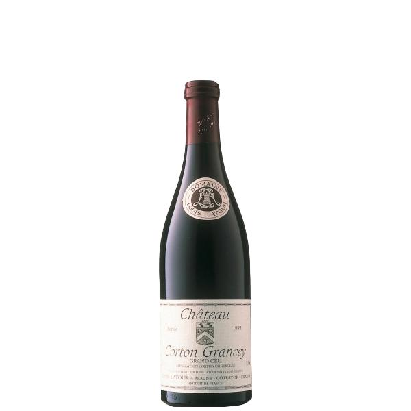 【送料無料】ルイ・ラトゥール シャトー コルトン グランセイ 750ml ※数量限定【フランス ブルゴーニュ 赤ワイン フルボディ ACコルトン・グラン・クリュ】