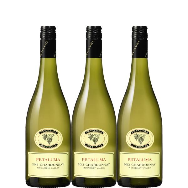 【送料無料】ペタルマ シャルドネ オーストラリア 白ワイン 750ml×3本【オーストラリア アデレード 白ワイン 辛口 プレミアム ワイン ワインセット】