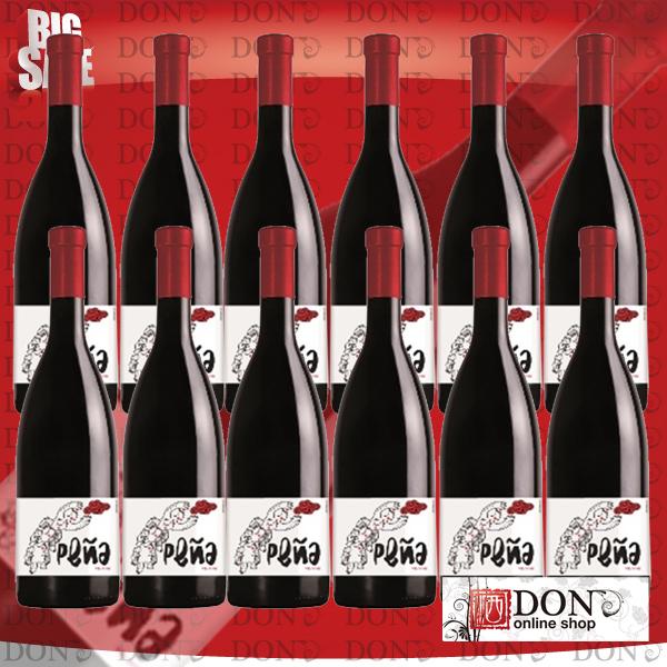 【12本セット】ヴィヴェロス・カンブラ ラ・ペーニャ ティント La Pena, Tinto 2013 スペイン 赤ワイン 750ml