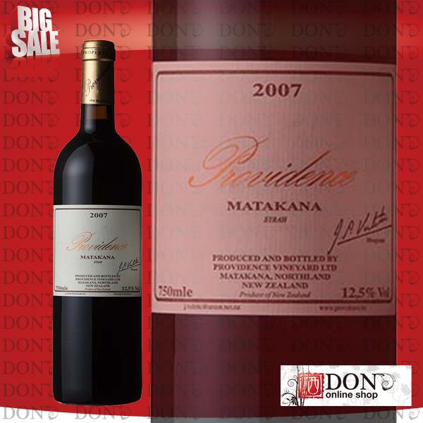 【赤ワイン】 プロヴィダンス シラー ニュージーランド 赤ワイン 750ml