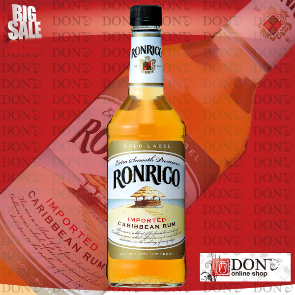 Ronrico gold 40% 700 ml