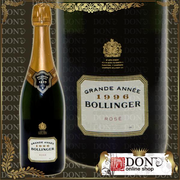 【シャンパン】ボランジェ ・グラン・ダネ ロゼ ロゼ泡/750ml
