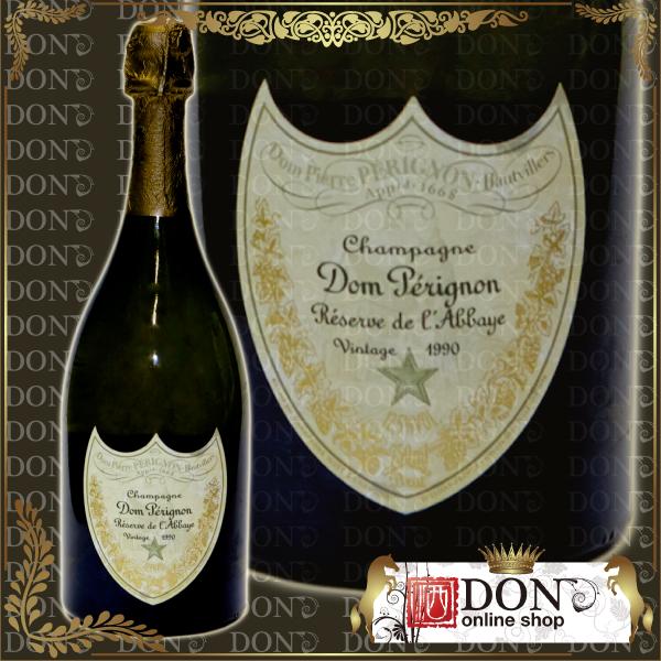 【シャンパン】ドン・ペリニヨン レゼルブ・ド・ラ・ベイ 1990/白泡/750ml