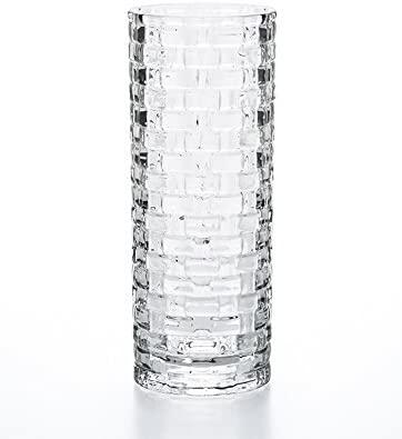おしゃれなデザインのガラス花瓶 ガラス花瓶 チューブ H1694 エイチ 家庭菜園 園芸用品 ガーデニング NEW ARRIVAL オー オーバーのアイテム取扱☆ ツー