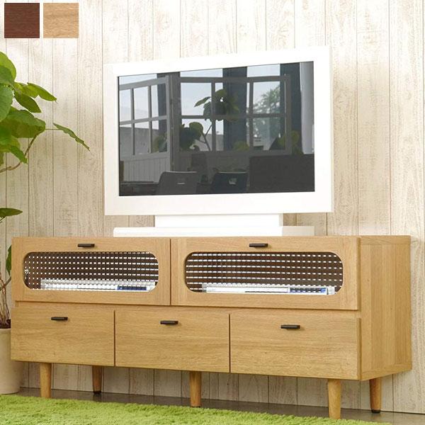 【送料無料】BOOLE(ブール) 120 TVボードレトロチックなデザインが魅力なシリーズ【日本製】【完成品】