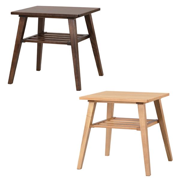 【送料無料】サイドテーブル テーブル サイドテーブル ソファサイド ソファーテーブル 北欧 ベットサイドテーブル 棚 机 サイド ベッドサイド 北欧 ナチュラル カフェ ブラウン ナチュラル シンプル 横