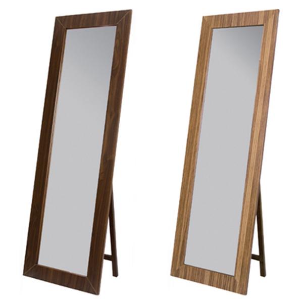 【送料無料】スタンドミラー (ZB/WAL) 全身鏡 姿見 スタンドミラー ミラー 鏡 身だしなみ オシャレ ファッション 完成品 ワイドスタンドミラー 全身鏡 全身ミラー アンティーク調 ワイドミラー 身だしなみ