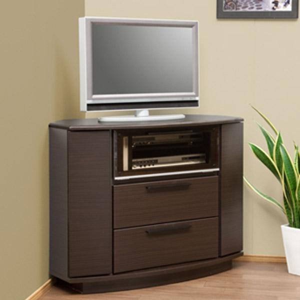 【送料無料】コーナーTV台使用でストレートな平壁使用と場所と用途を選ばない次世代型のTV台