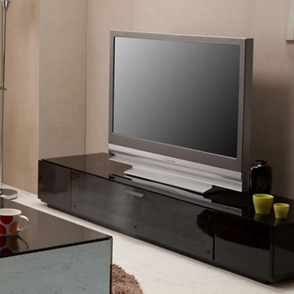 【送料無料】スタイリッシュなロータイプの180テレビボード