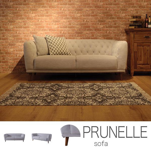【送料無料】ソファ W=181×D=83×H=69×SH=43cm お部屋に取り入れやすい「ラグジュアリースタイル」 のソファーです。 アンティーク風、レトロモダン、ヴィンテージ調
