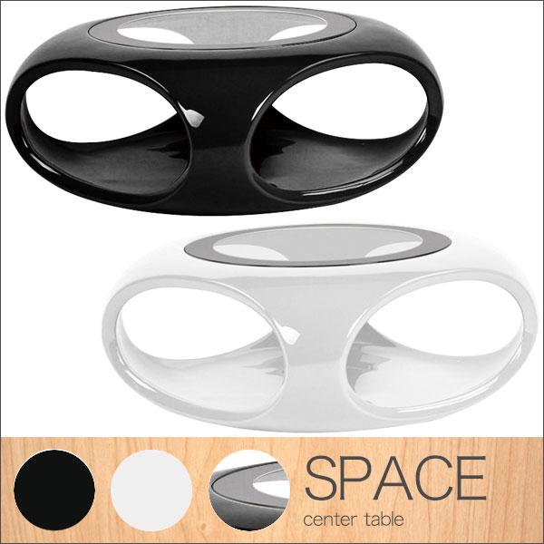 【送料無料】73 センターテーブル (BK/WH) ガラス 円形 テーブル ガラステーブル リビングテーブル ローテーブル ミニテーブル ブラック ホワイト 白 黒 モダン/デザイナーズ/シンプル/スタイリッシュ/モノト