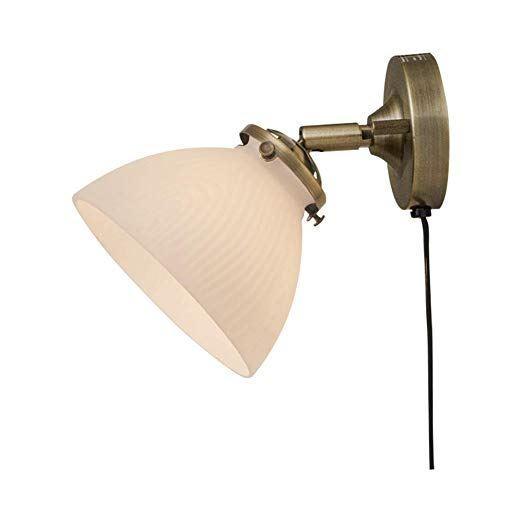 【150円クーポン】 INTERFORM インターフォルム Aminas -BS- アミナス -BS- 木目柄 E17 40W相当 小形LED電球 電球色 付 LT-3671 <インターフォルム インテリア アンティーク 北欧 ブラケットライト 照明 壁掛け照明 led ledライト led電球 かわいい おしゃれ プラスチック>