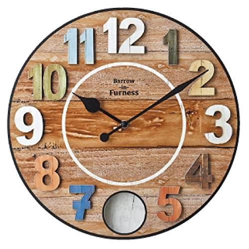 【150円クーポン】 INTERFORM インターフォルム 掛け時計 Bergo ベルゴ CL-8933 <インターフォルム 新生活応援 インテリア 掛時計 かけ時計 壁掛け おしゃれ 北欧>