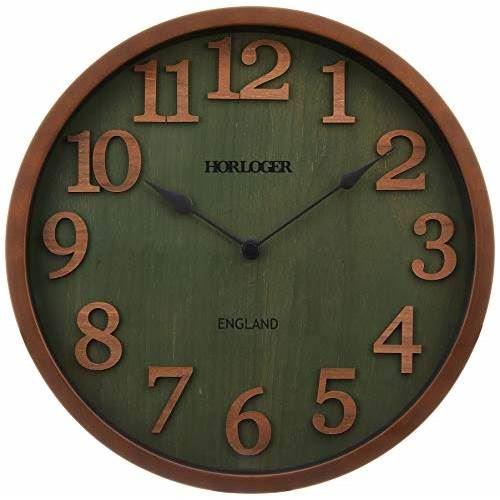 【150円クーポン】 INTERFORM インターフォルム 掛け時計 ENGLAND -イングランド- CL-7542 <インターフォルム 新生活応援 インテリア 掛時計 かけ時計 電波 壁掛け おしゃれ 北欧>