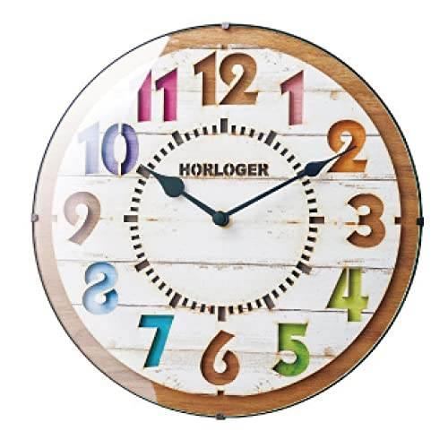 【150円クーポン】 INTERFORM インターフォルム 電波掛け時計 FORLI フォルリ WH ホワイト CL-8332WH <インターフォルム 新生活応援 インテリア 掛け時計 掛時計 かけ時計 電波 壁掛け おしゃれ 北欧 プラスチック>