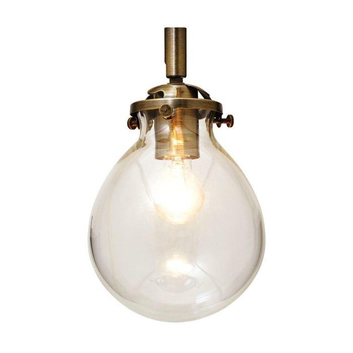 【150円クーポン】 INTERFORM インターフォルム ロングブラケットライト マルヴェル-BL- クリアミニクリプトン球1つ付 クリアガラス LT-2507CL <インターフォルム 新生活応援 インテリア おしゃれ 北欧>