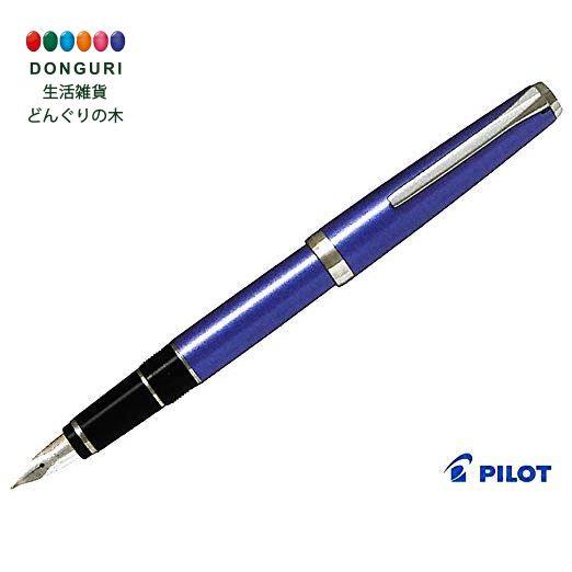 【150円クーポン】 PILOT パイロット 万年筆 エラボー ライトブルー 中字軟 SM FE-25SR-LBSM