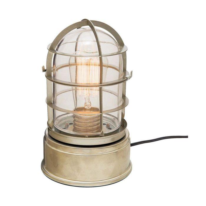 【150円クーポン】 INTERFORM インターフォルム テーブルライト グラスバウ -テーブル- アンバー クリアガラス レトロ電球付き <インターフォルム 新生活応援 照明 インテリア おしゃれ 北欧 led led電球 ledライト>