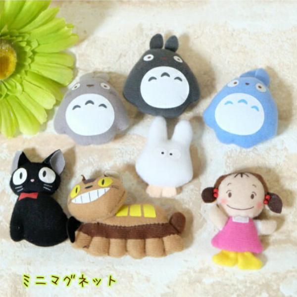 Ghibli character NEW mini-magnet