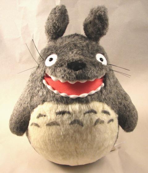 Cafe de Donguri  Large Totoro barks  model LL 8a28f5c59