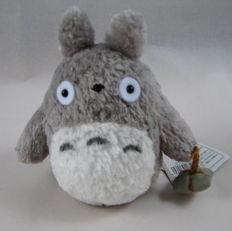 "My Neighbor Totoro Plush  Large Totoro  ""Fukafuka"" (S)"