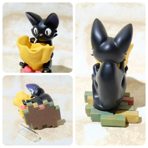 Kiki's Delivery Service one grafting dithe and bouquet