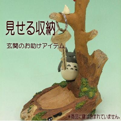 My Neighbor Tototro Multiplied key Shade Totoro