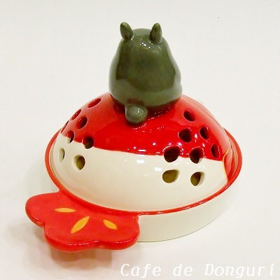 [Stajio Ghibli-goods] My Neighbor Totoro mosquito coil case goldfish