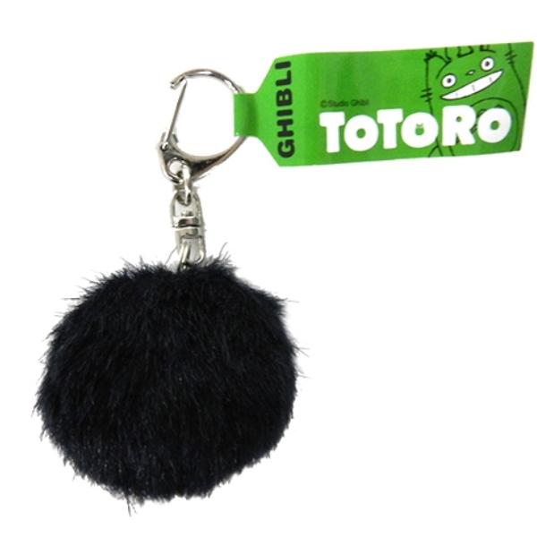My Neighbor Totoro Keychain makkuro kurosuke