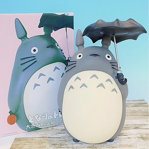 My neighbor Totoro  Big savings box Totoro