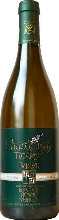 ヘックリンガー Schlossberg Chardonnay Q. b. A. grape Bernhard Huber Hecklinger Schlossberg Chardonnay Q. b. A. trocken (Weingut Bernhard Huber)