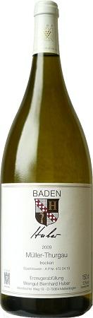 Hoover Muller-Thurgau Q. b. A. grape Magnum 1500 ml bottle Bernhard Huber Huber Muller Thurgau Q.b.A trocken 1500ml (Weingut Bernhard Huber)