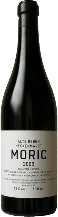 【6本以上送料無料】 ネッケンマルクト アルテ レーベン [2012] (モリック) Neckenmarkt Alte Reben [2012] (Moric) 【辛口 赤ワイン オーストリア オーストリー】