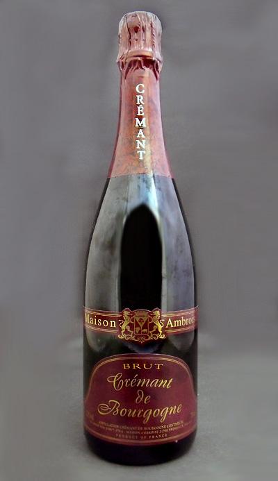 Clément de Bourgogne Brut ( Bertrand Ambroise ) Cremant de Bourgogne Brut (Bertrand Ambroise )
