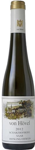 【6本以上送料無料】 シャルツホフベルク リースリング アイスワイン [2012] 375ml (フォン・ヘーフェル) Scharzhofberg Riesling Eiswein [2012] 375ml (Von Hoevel) 【ドイツ】【白 ワイン】【極甘口】【アイスワイン】