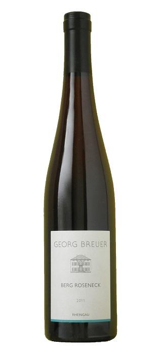 【6本以上送料無料】 リューデスハイム [ベルク・ローゼンエック] リースリング Q.b.A. トロッケン [2014] (ゲオルク・ブロイヤー) Ruedesheim [Berg Roseneck] Riesling Q.b.A. trocken [2014] (Georg Breuer) 【ドイツ 白ワイン 辛口 ラインガウ】