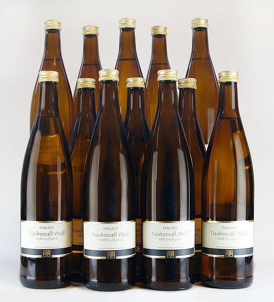 ワイン用ブドウで造られた濃厚100%ぶどうジュース ファルツァー お得クーポン発行中 トラウベンザフト 白ブドウジュース 12本 ヘレンベルク ホーニッヒゼッケル Pfalzer ドイツ ブドウジュース Herrenberg 即納最大半額 weiss ノンアルコールワイン Honigsackel Traubensaft 100%