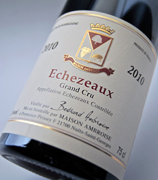 Denis [2010] (Bertrand Ambroise) Echezeaux Grand Cru [2010] (Bertrand Ambroise)