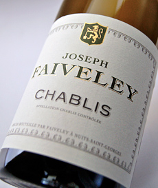 Chablis Grand Cru Les-Kro [2011] (faivley) Chablis Grand Cru Les Clos [2011] (Faiveley)