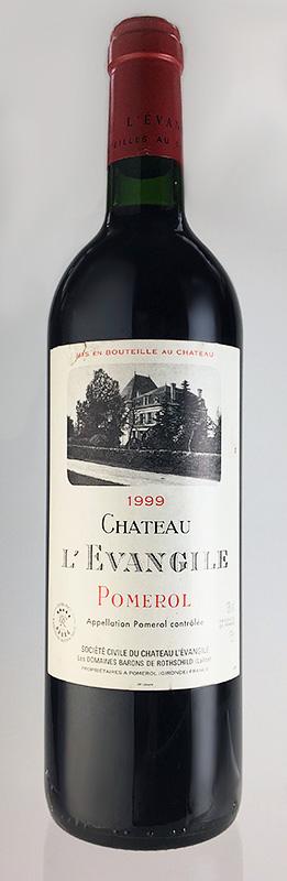 Château l'Evangile [1999] Chateau l ' Evangile [1999]