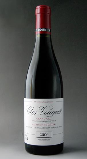 クロ・ヴージョ グラン・グリュ [2013] (ドメーヌ・ローラン・ルーミエ) Clos Vougeot Grand Cru [2013] (Domaine Laurent Roumier) 【赤 ワイン】