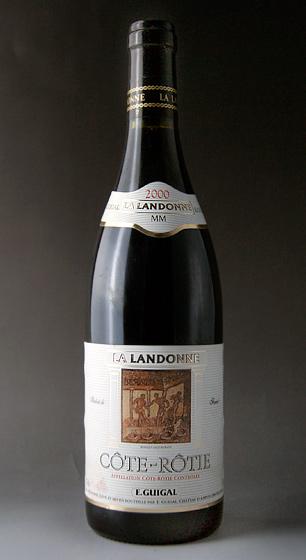 コート・ロティ ラ・ランドンヌ [2008] (E.ギガル) Cote Rotie la Landonne [2008] (E.Guigal) 【赤 ワイン】【フランス】【コート・デュ・ローヌ】