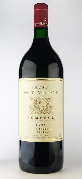 AOC Pomerol Château Petit village [2002] AOC Pomerol Chateau Petit Village [2002]