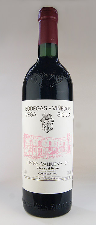 買得 バルブエナ・シンコアニョ [2001] (ヴェガ・シシリア) Valbuena 5Ano [2001] (Vega Sicilia) 【赤 ワイン】【スペイン】, 千葉鑑定団 fdfc3eb8
