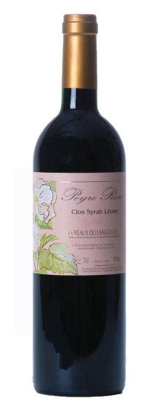 キュヴェ 「シラー レオーヌ (シラー・レオン)] [2007] (ドメーヌ・ペイル・ローズ) Cuvee Syrah Leone [2007] (Domaine Peyre Rose) 【赤 ワイン】