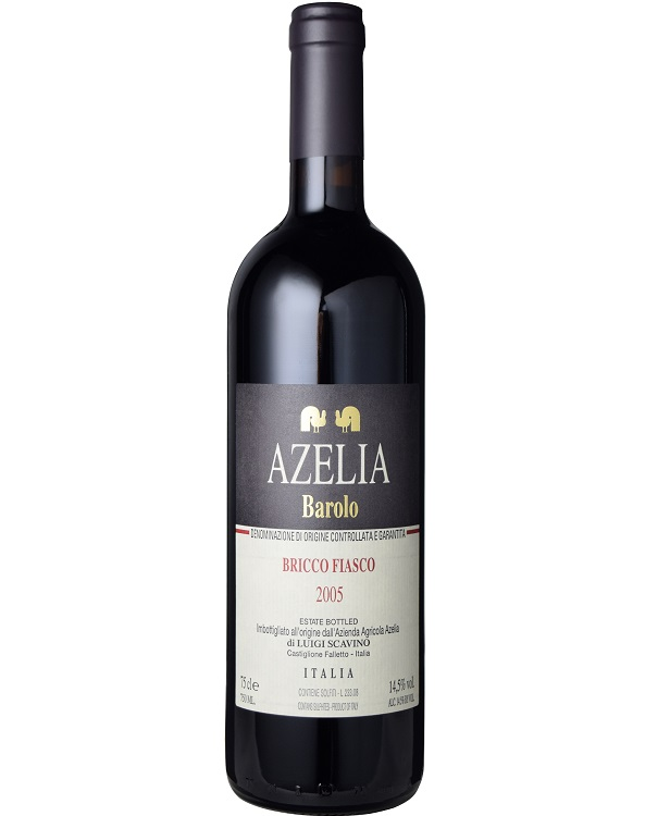 バローロ ブリッコ・フィアスコ [2005] (アゼリア) Barolo Bricco Fiasco [2005] (Azienda Agricola Azelia) 【赤 ワイン イタリア ピエモンテ ランゲ バローロDOCG】