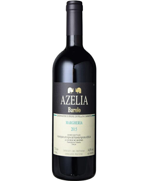 バローロ マルゲリア [2006] (アゼリア) Barolo Margheria [2006] (Azienda Agricola Azelia) 【赤 ワイン イタリア ピエモンテ ランゲ バローロDOCG】