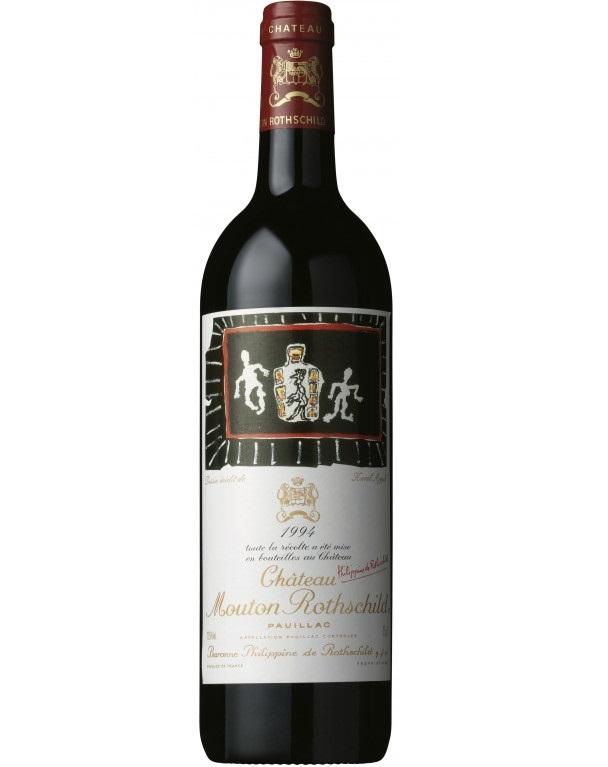 シャトー・ムートン・ロートシルト [1994] Chateau Mouton Rothschild [1994] 【赤 ワイン フランス ボルドー オー・メドック AOCポイヤック メドック・第1級格付】