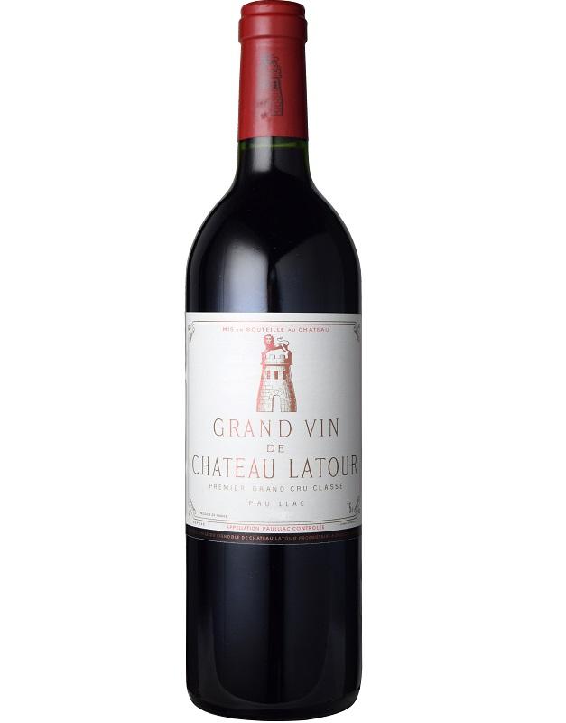 シャトー・ラトゥール [1983] メドック格付第一級・AOCポイヤック Chateau Latour [1983] Grand Cru Classes Premiers Cru du Medoc AOC Pauillac 【赤 ワイン フランス ボルドー オー・メドック】